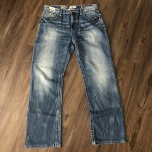 Mens Buckle jeans, new with tags, 34L